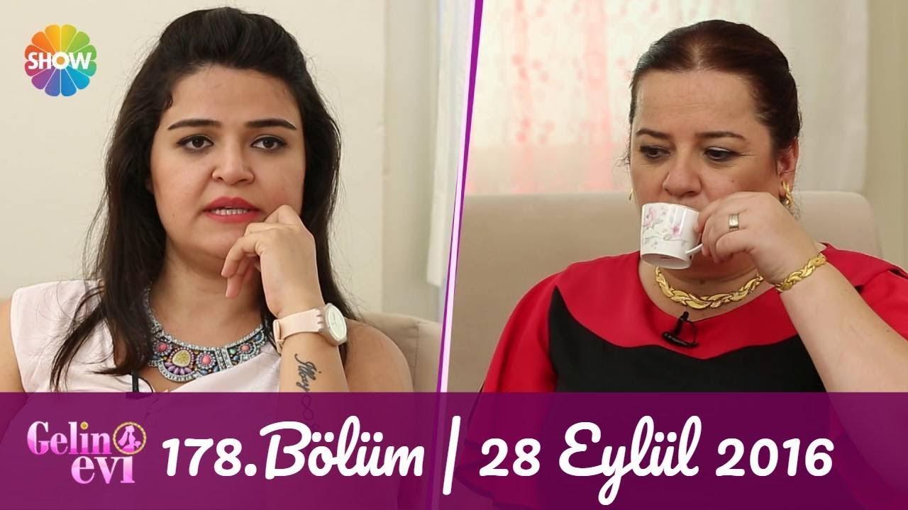 Gelin Evi 178.Bölüm | 28 Eylül 2016