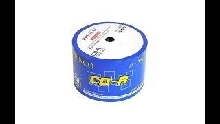 50Adet Princo boş CD R 56X 700MB 80Dakika m15653 j1c5 jetnet