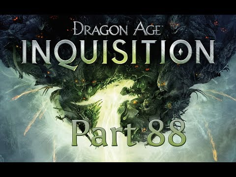 Dragon Age: Inquisition gameplay Walkthrough - Brought Solas, no difference xD - Part 88