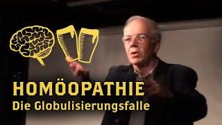 Norbert Aust: Die Globulisierungsfalle - Eine Beweisaufnahme in Sachen Homöopathie
