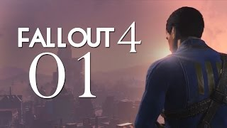 Fallout 4 - Part 1 - Welcome to the Wasteland