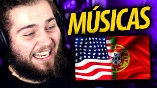 MÚSICAS QUE PARECEM PORTUGUESAS #2