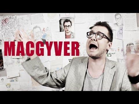 Przemyślenia Niekrytego Krytyka: MacGyver