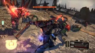 Gram w: Warhammer 40000 Space Marine - [PC Gameplay PL ] - Odc 8