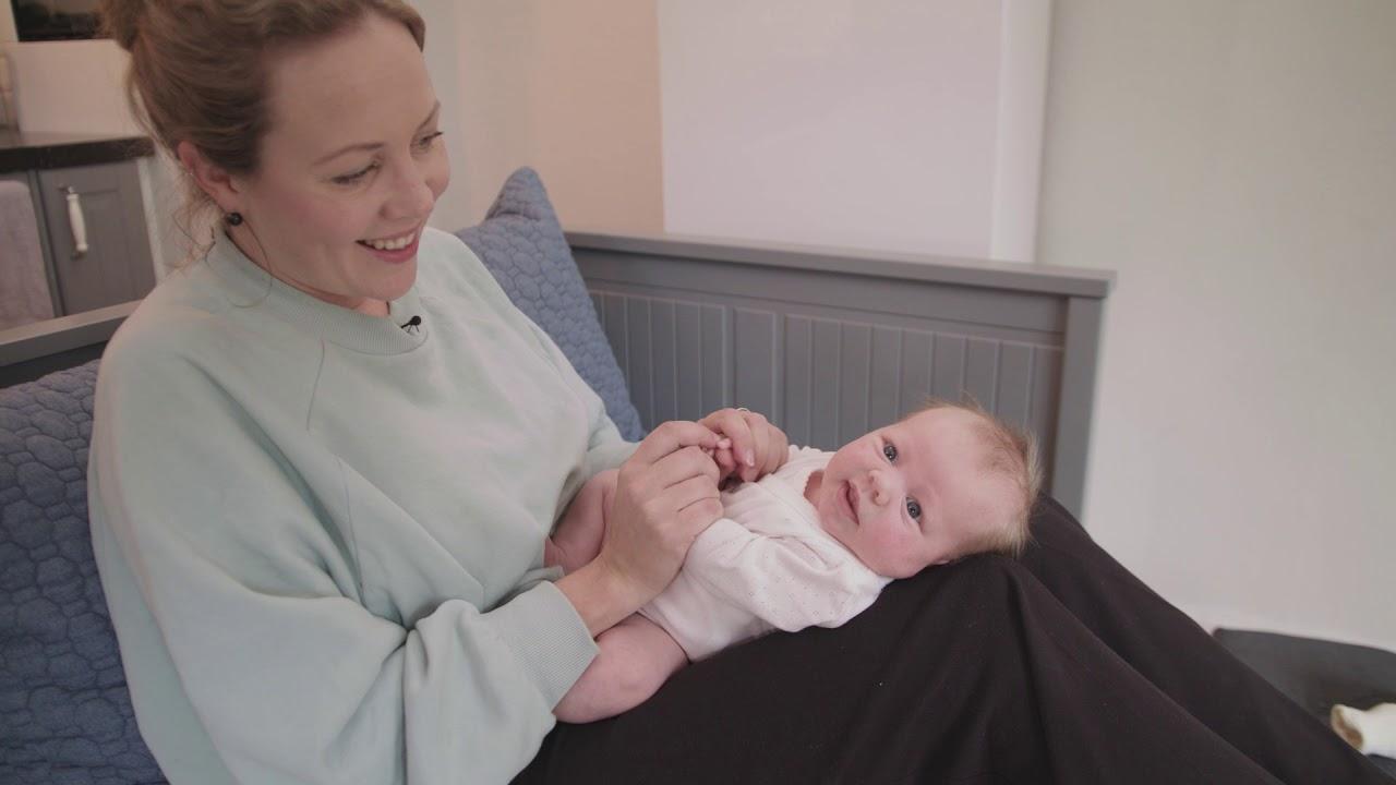 b1524f28 Babyens signaler og behov