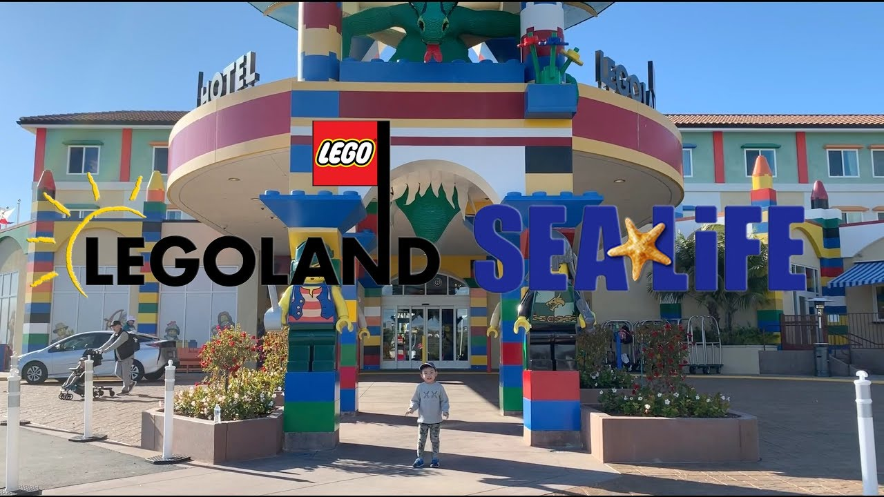 This is Jaden  Legoland & Sea Life - YouTube