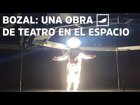 Conoce Bozal, la obra inmersiva que ocurre en el aire | CHILANGO