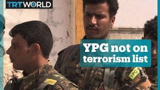 US removes PYD/YPG from annual terrorism report