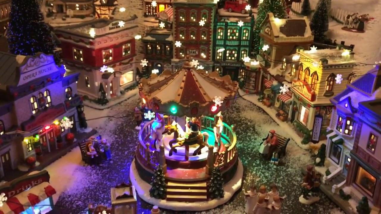 St Nicholas Christmas Village.St Nicholas Christmas Village 2017
