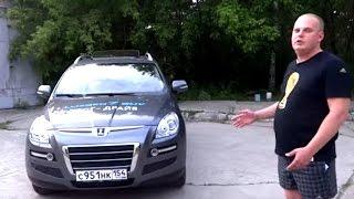 Тест - Обзор Luxgen 7 SUV 2.2T Китайский кроссовер бизнес класса