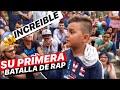 INCREIBLE  NIÑO DE 11 AÑOS EN SU PRIMERA BATALLA DE RAP|| SKILLS MIC™