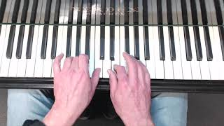 Massachusetts -  Bee Gees, easy piano cover