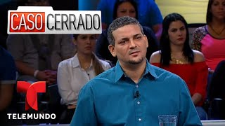 Sure of your doubts 👨🤰🏽🧔 | Caso Cerrado | Telemundo English