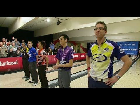 2017 USBC Masters Stepladder Finals