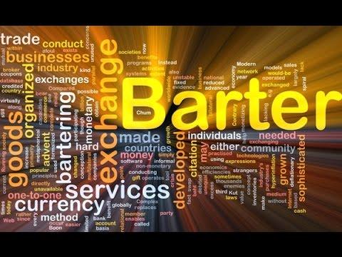 Barter Trade on Island Trade Link Victoria BC Canada (250) 715-5975