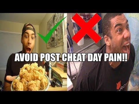The Perfect CHEAT DAY Without Pain