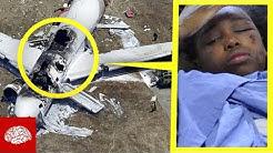 Wie wahrscheinlich ist es, einen Flugzeugabsturz zu überleben?