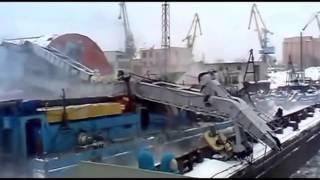 Аварии СпецТехники #3
