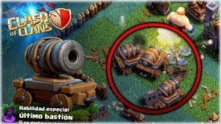 ⚙Cañón doble al nivel 4!!⚙ ACTUALIZACIÓN Clash of Clans#42