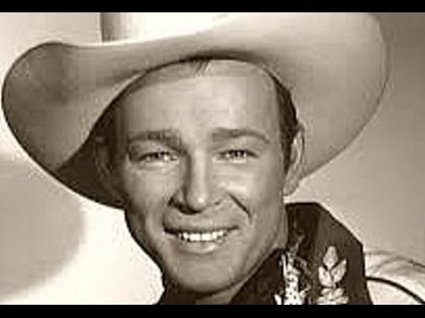 Roy Rogers (Song: Peace in the Valley)