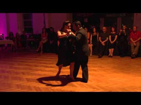 Fernando Galera & Silvina Valz 2, Tangofestival Innsbruck Oct. 2015