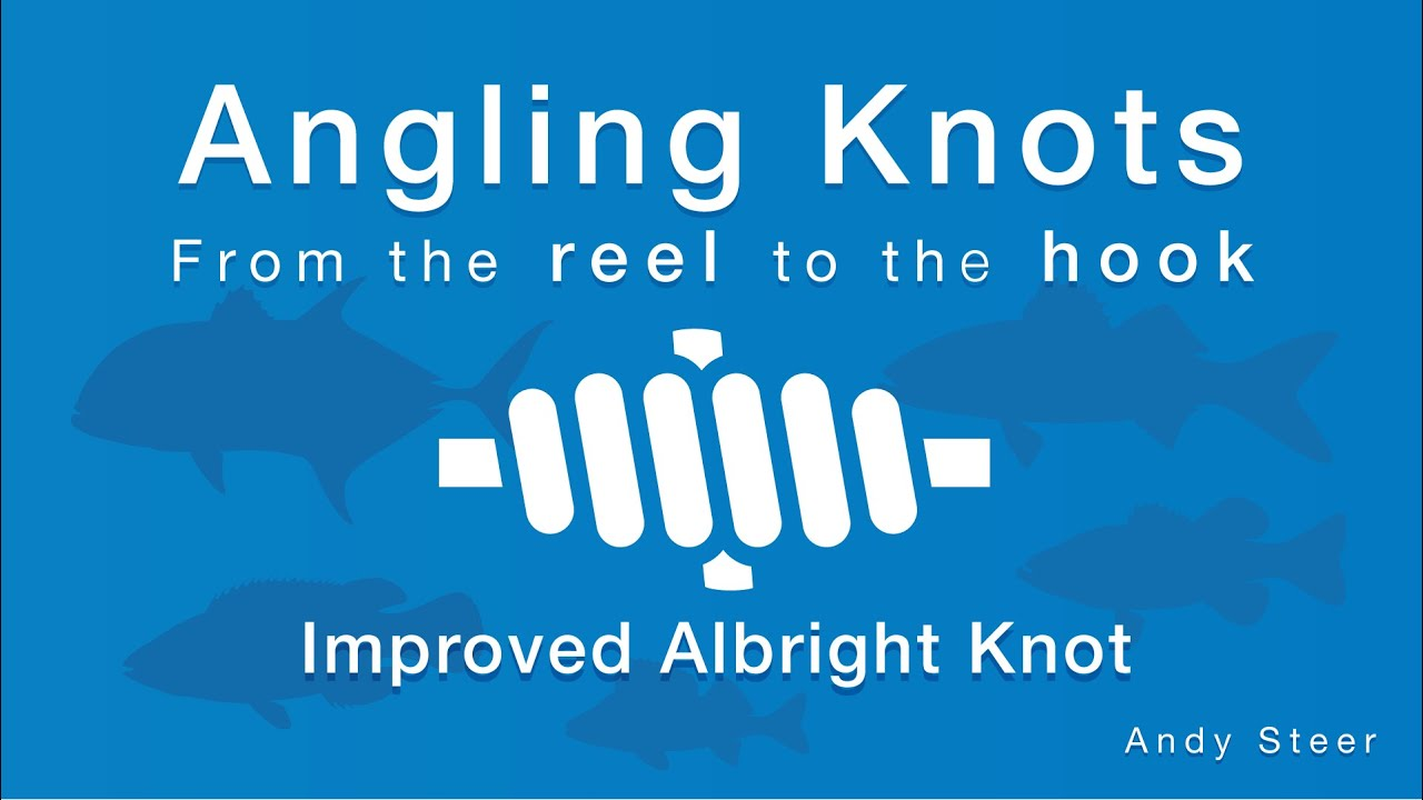How to tie the Improved Albright knot