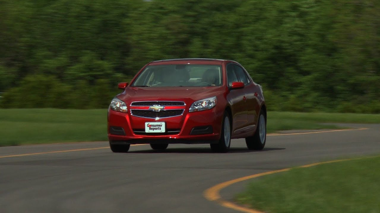 Chevrolet Malibu Eco Review Consumer Reports