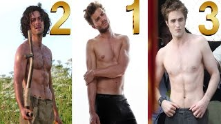 Top 100 sexiest men in the world 2017