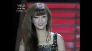 Giọng Hát Việt 2012 - Live Show 3 - Đinh Hương - Forever And One