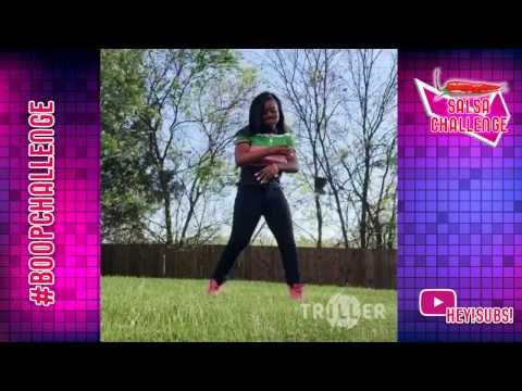 Boop Challenge Dance Compilation | Taylor Girls-Boop #boopchallenge