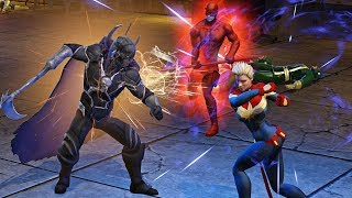 Marvel Heroes Omega / Action Multiplayer Rpg / Ps4 Gameplay Video
