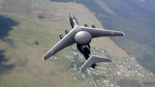 Шах и мат для НАТО: Новейший самолет «А-50У»