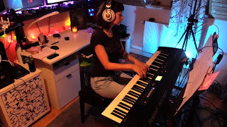 Metal Gear Solid Soundtrack -The Best Is Yet To Come - Rika Muranaka - piano cover