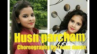 Husn parcham dance zero bollywood dance choreography by sonal monal