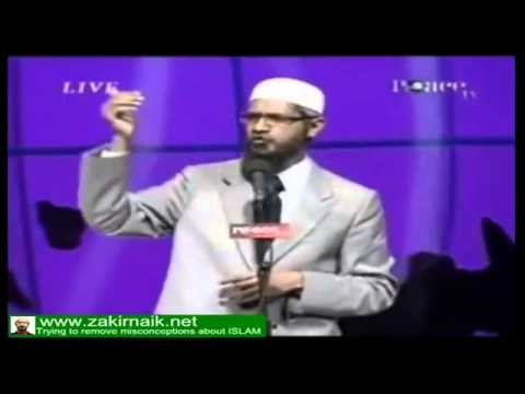 Zakir Naik Q&A-223  |    Is eating Parsaad haram or halal for a muslim