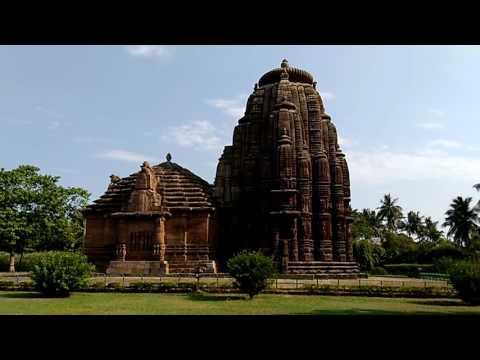 Love temple in Bhubaneswar