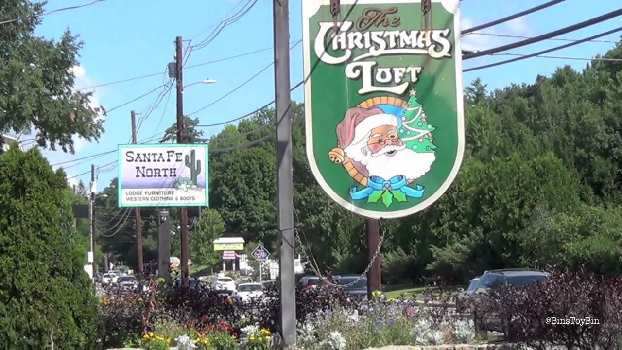 The Christmas Loft.Bin S Toy Bin Family Vlog The Huge Christmas Store Aug 9 2014