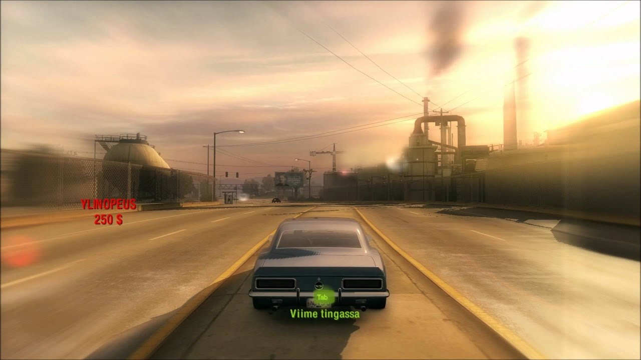 NFS Undercover: Chevrolet Camaro SS