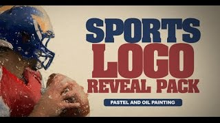 Sports Logo Reveal Pack - After Effects Template