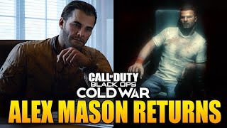 The Return of Alex Mason (Black ops Cold War Story)