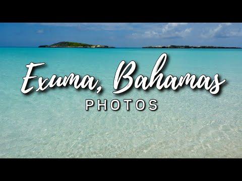 Exuma, Bahamas - May 2016 (photos)