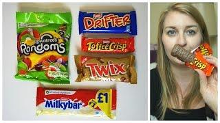 Smaki z Irlandii #1: Słodycze  ♥ ♥ ♥