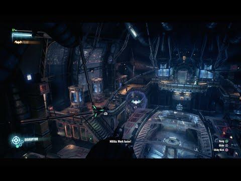 Batman Arkham Knight: Part 10 (Stagg Airships) [1080 HD]