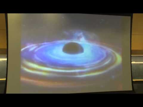 2013 A.O. Williams Lecture - Sir Martin Rees