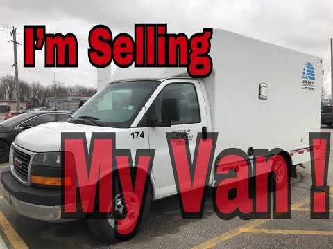 I'm selling My Expedite Van