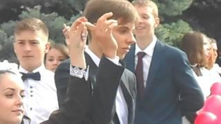 1 сентября 2016г. вальс выпускного класса гимназия г.Калинковичи