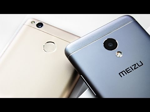 Почему Я Выбрал Meizu M3s вместо Xiaomi Redmi 3s: Обзор и Сравнение Review