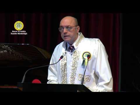 İstanbul Üniversitesi 2013-2014 Öğretim Yılı Açılış Konuşması