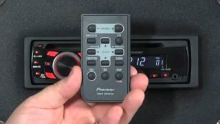 FAQ - DEH-1300MP- Remote Control