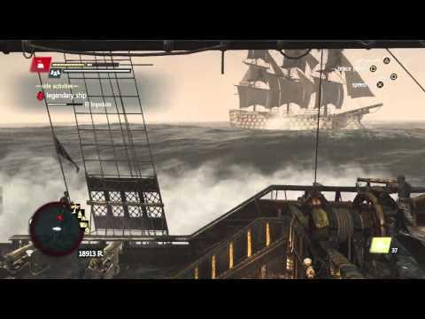Assassin's Creed IV Black Flag Legendary Ship (1/4)